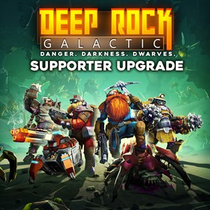 Deep Rock Galactic - Supporter Upgrade Xbox One