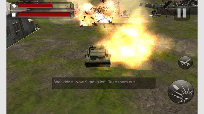 Get Battlefield Tanks Blitz Mission 3D - Microsoft Store