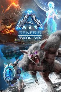 Carátula del juego ARK: Genesis Season Pass