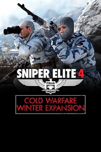 Carátula del juego Sniper Elite 4 - Cold Warfare Winter Expansion Pack