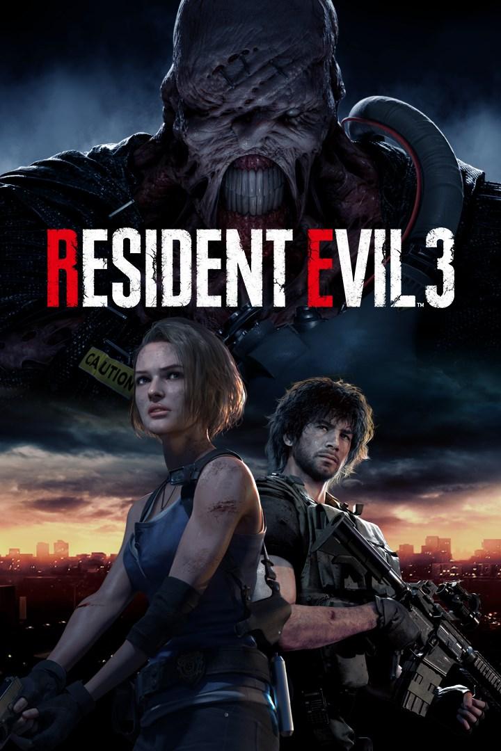 تحميل لعبة Resident Evil 3