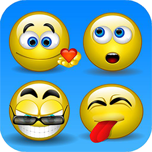 Get EMOJI STICKERS : for whatsapp, facebook, twitter