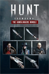 Carátula del juego Hunt: Showdown - Gunslingers Bundle