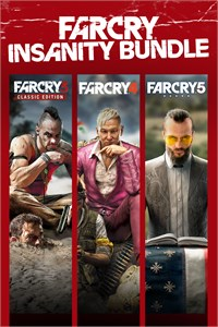 Carátula del juego Far Cry Insanity Bundle