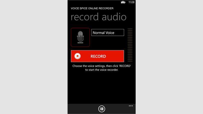 Get Voice Spice - Microsoft Store