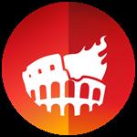 Nero Burning ROM - rip, copy, burn & protect your data Logo