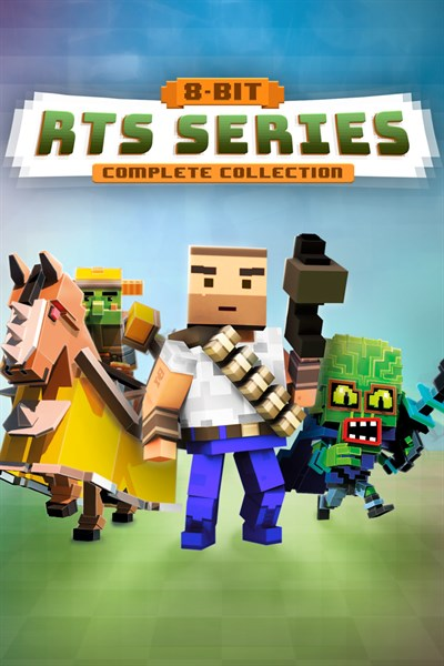 8-Bit RTS Series - Complete Collection
