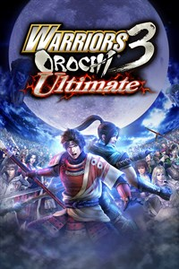 Carátula del juego WARRIORS OROCHI 3 Ultimate