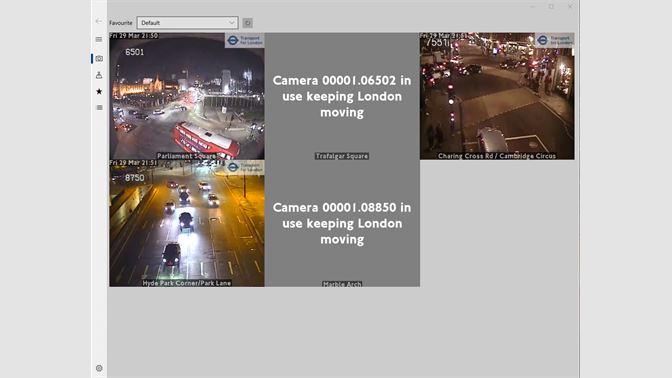 Get London Traffic Cameras - Microsoft Store