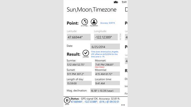 Buy GPS Calculator PRO - Microsoft Store