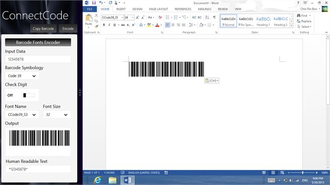 Get Barcode Software - Microsoft Store en-AU