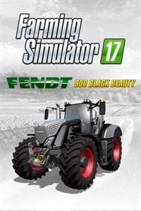 Fendt 900 Black Beauty