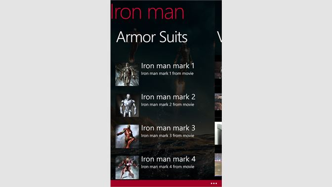 Get Iron man - Microsoft Store