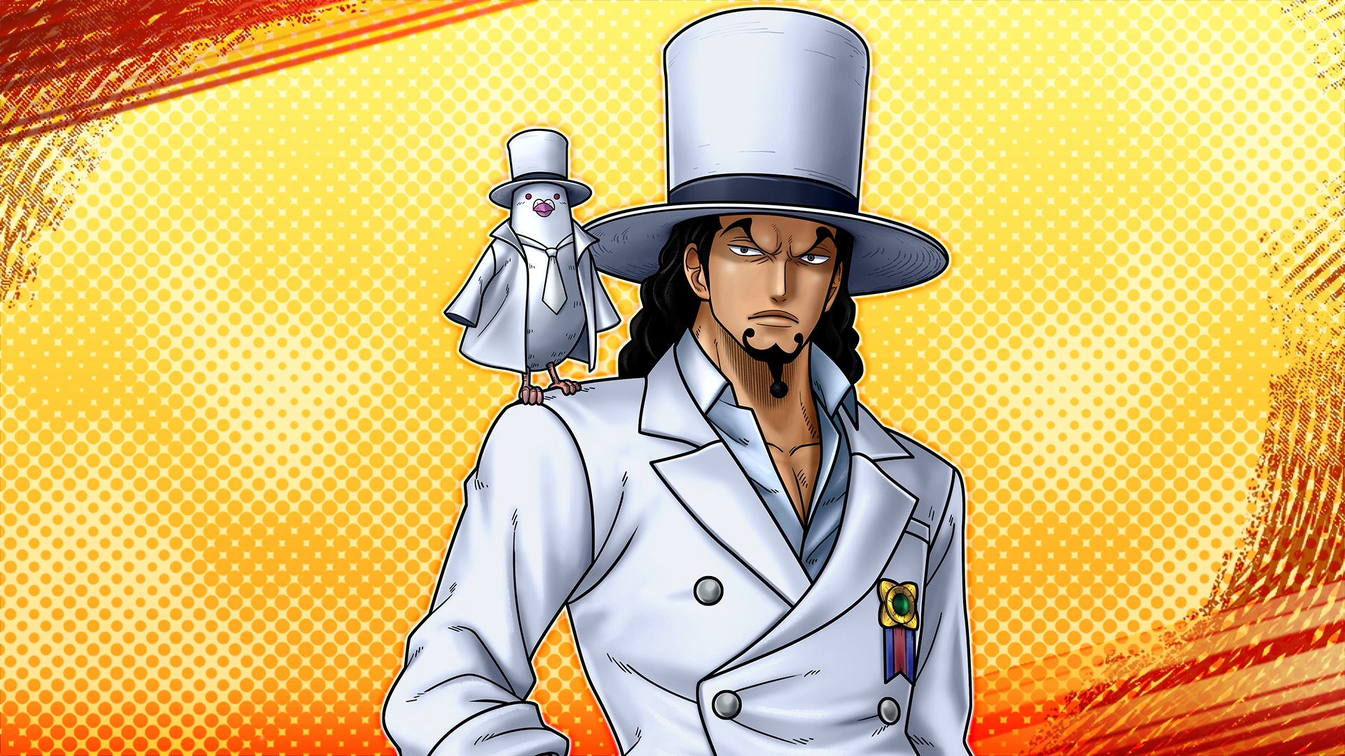 ONE PIECE BURNING BLOOD - Rob Lucci (character)