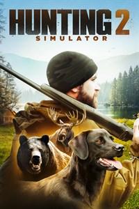 Carátula para el juego Hunting Simulator 2 de Xbox 360