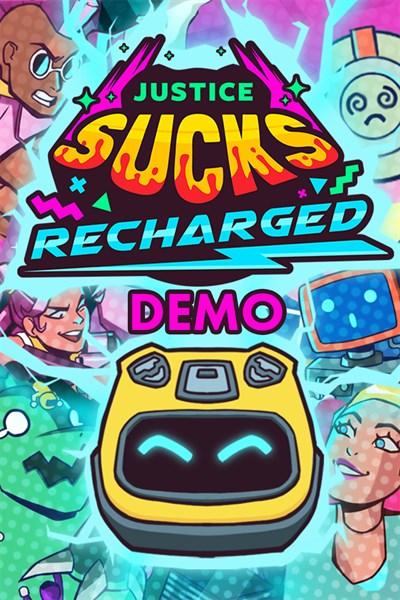JUSTICE SUCKS: RECHARGED Demo