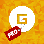 gPlayer for Google Play Music PRO Logo