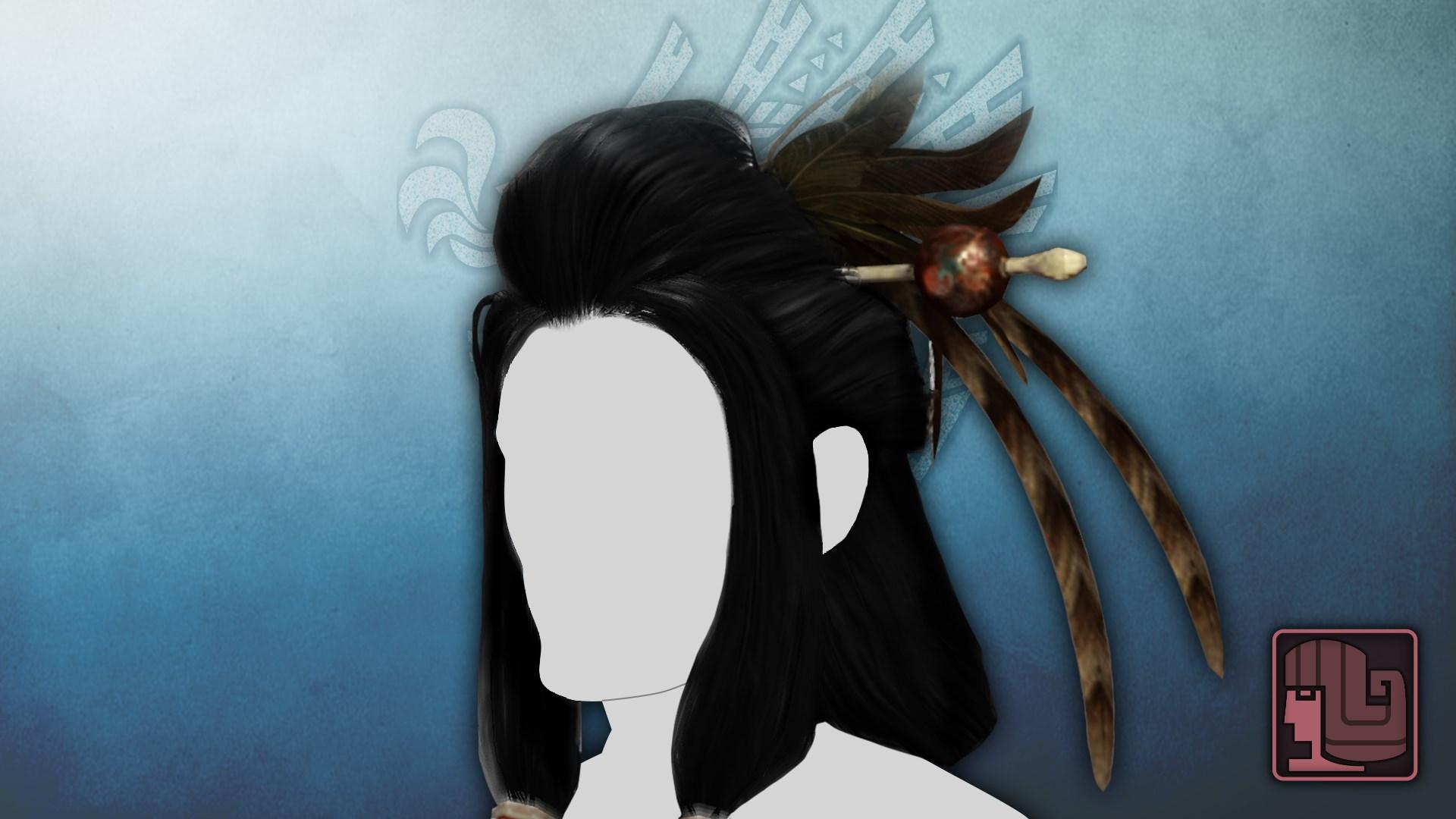 Hairstyle: Third Fleet Master