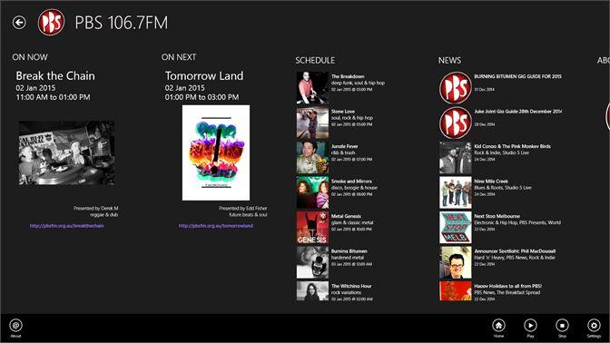 Get PBS 106 7FM - Microsoft Store