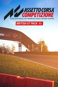 British GT Pack DLC