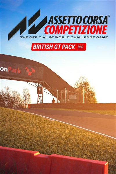 British GT Pack DLC