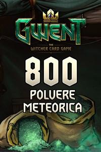 GWENT – 800 polvere meteorica
