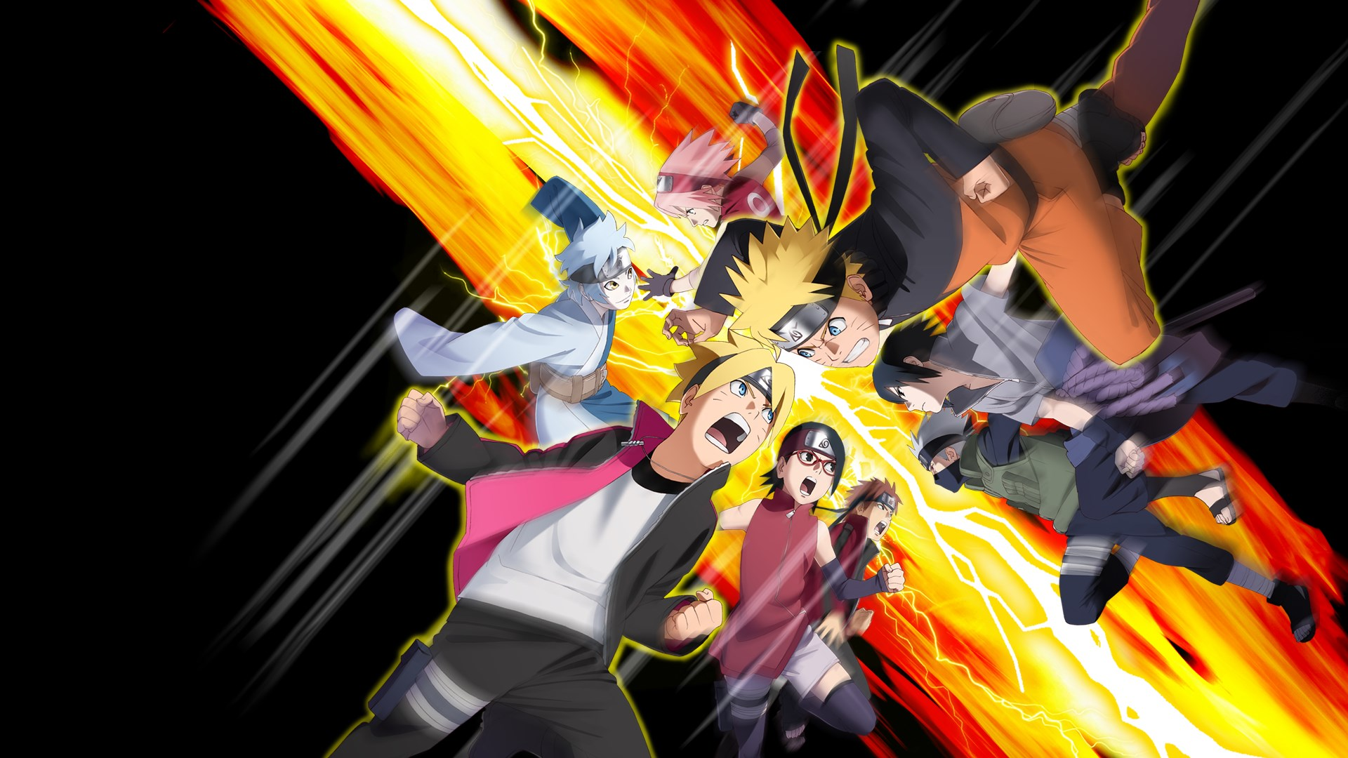 Buy NARUTO TO BORUTO: SHINOBI STRIKER - Microsoft Store