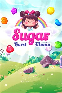 Sugar Burst Mania - Match 3: Candy Blasting Adventure
