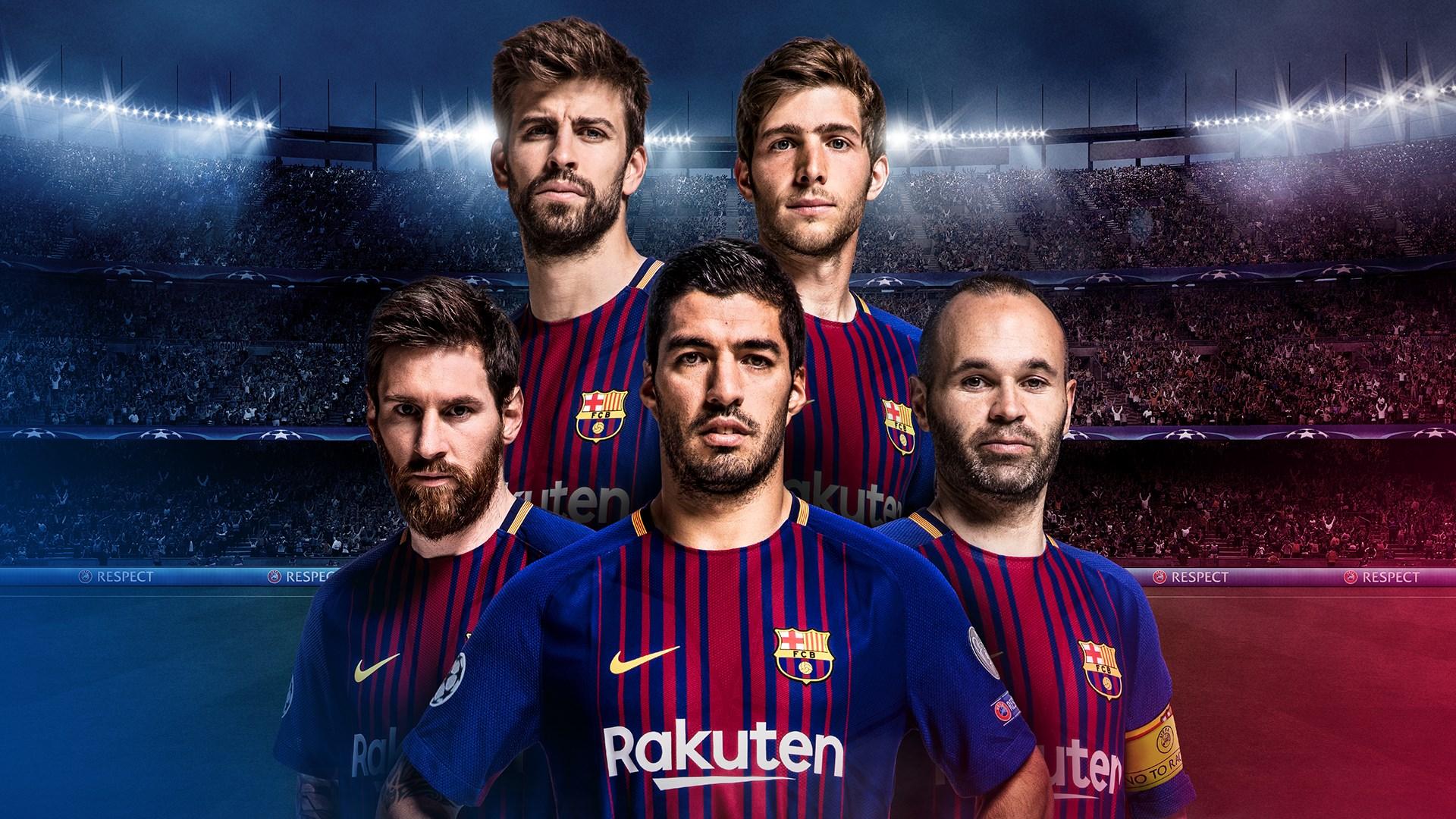 PRO EVOLUTION SOCCER 2018 - FC Barcelona Edition Bundle