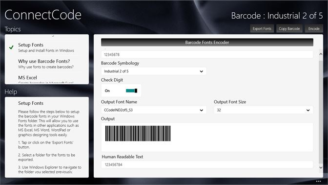 Get Barcode Software - Microsoft Store