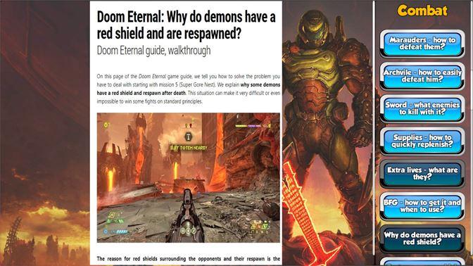 Buy Doom Eternal Guide Microsoft Store