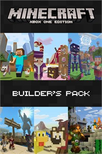 Pacote do Construtor Minecraft