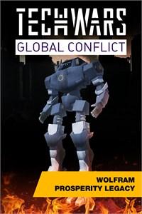 Techwars Global Conflict - Wolfram Prosperity Legacy