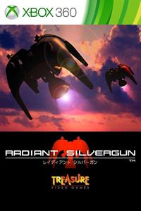 Carátula para el juego Radiant Silvergun de Xbox 360