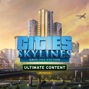 Cities: Skylines - Ultimate Content Bundle Xbox One