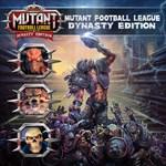 Mutant Football League - Dynasty Edition Logo