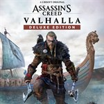 Assassin's Creed® Valhalla Deluxe Edition Logo
