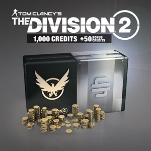Tom Clancy's The Division 2 – 1050 Premium Credits Pack Xbox One