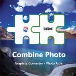 Combine Photos - Photo Aide Logo