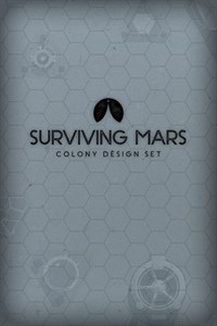 Carátula del juego Surviving Mars: Colony Design Set