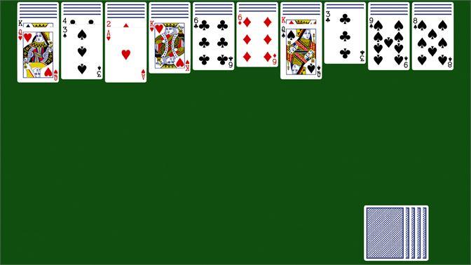 spider solitaire download windows 7 microsoft