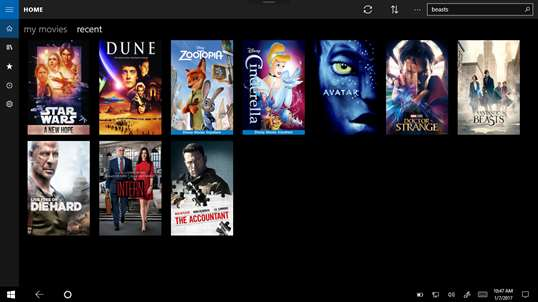 Moviequeue screenshot 9