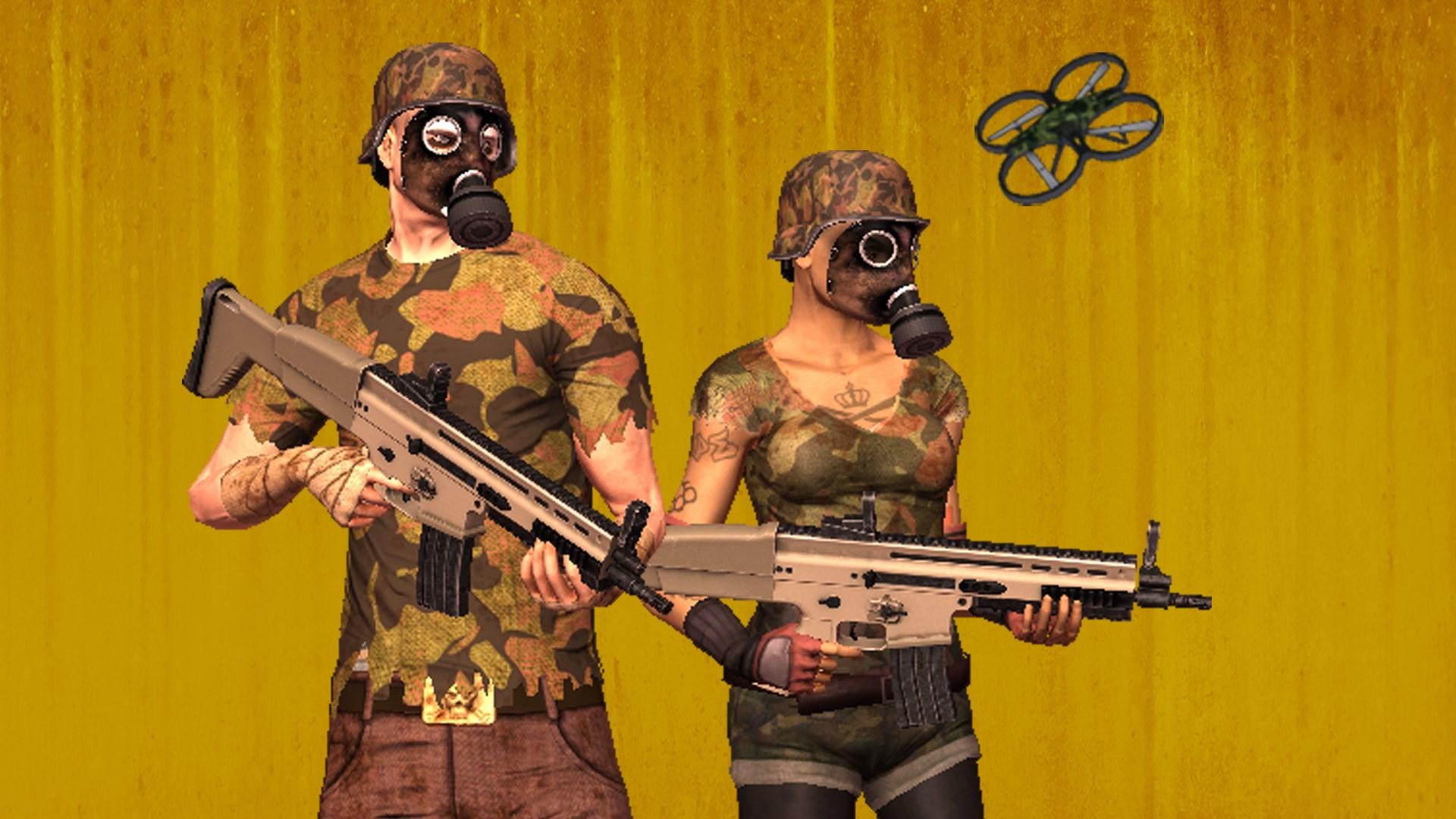 Elite Soldier Skin Pack