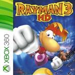 Rayman 3 HD Logo