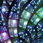 Dazzling Stained Glass