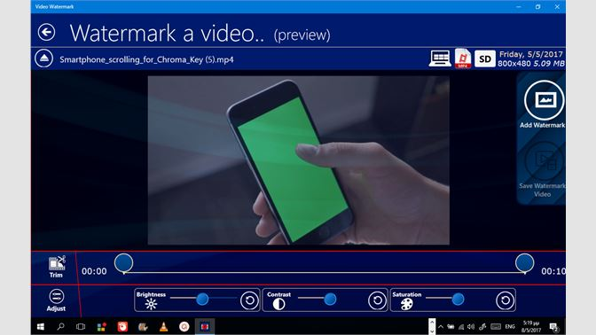Get Video Watermark - Microsoft Store