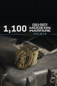 1100 очков Call of Duty®: Modern Warfare®