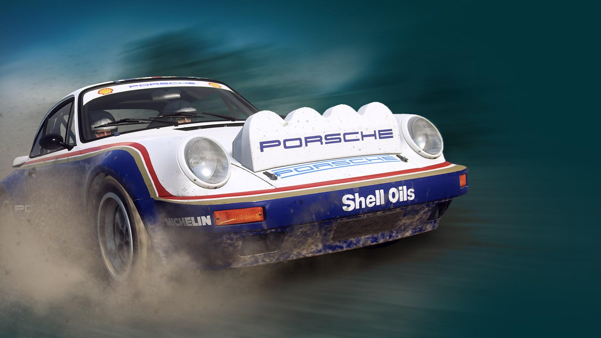 WS - Porsche 911 SC RS