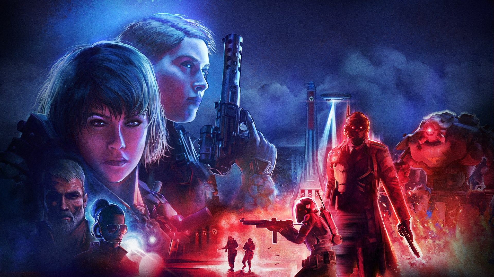 Buy Wolfenstein: Youngblood - Microsoft Store en-AU