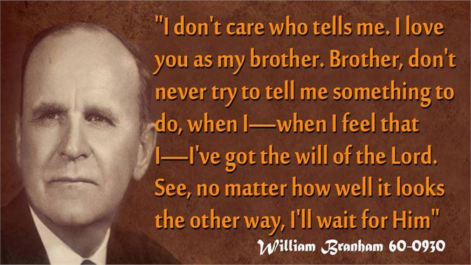 Get William Branham Quotes/Sayings - Microsoft Store